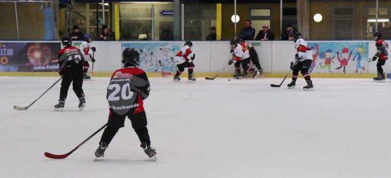 Eishockey U-13 Spiel SV Brackwede (10)