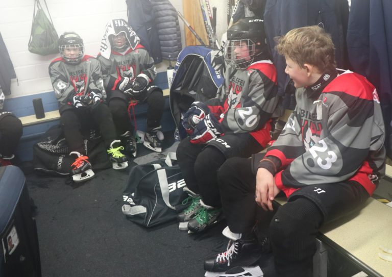 Eishockey U-13 Spiel SV Brackwede (15)
