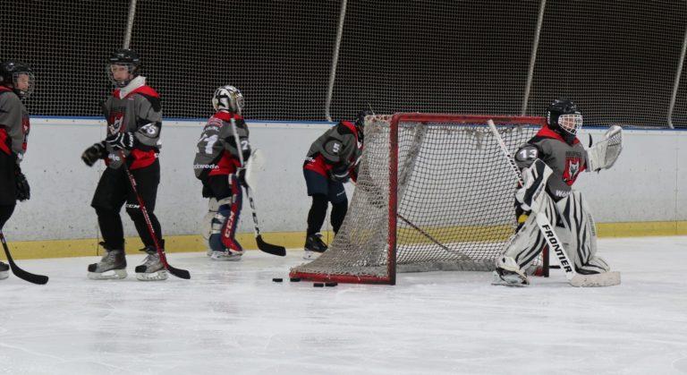 Eishockey U-13 Spiel SV Brackwede (3)