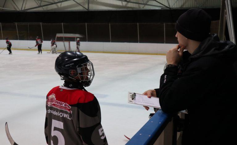 Eishockey U-13 Spiel SV Brackwede (6)