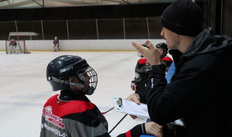 Eishockey U-13 Spiel SV Brackwede (7)
