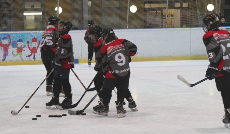 Eishockey U-13 Spiel SV Brackwede (9)