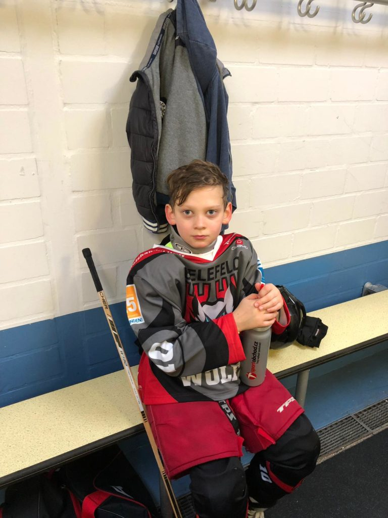 Eishockey Wölfe U9 Turnier (1)