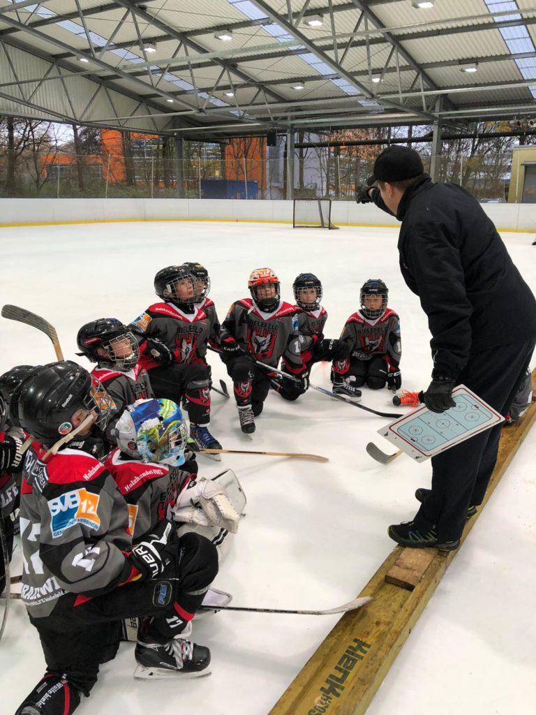 Eishockey Wölfe U9 Turnier (2)