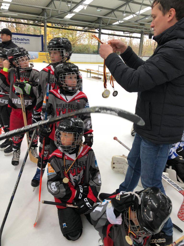 Eishockey Wölfe U9 Turnier (6)